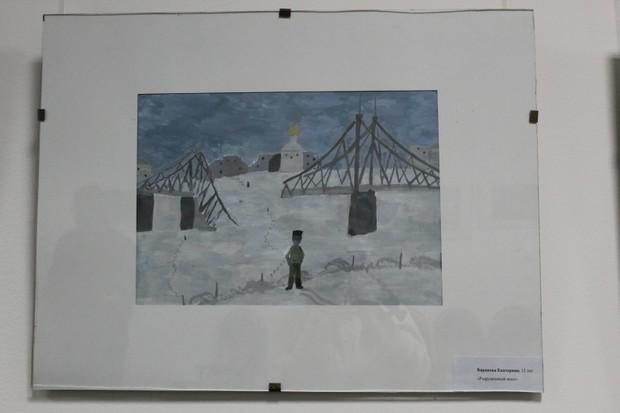 Детская выставка-3