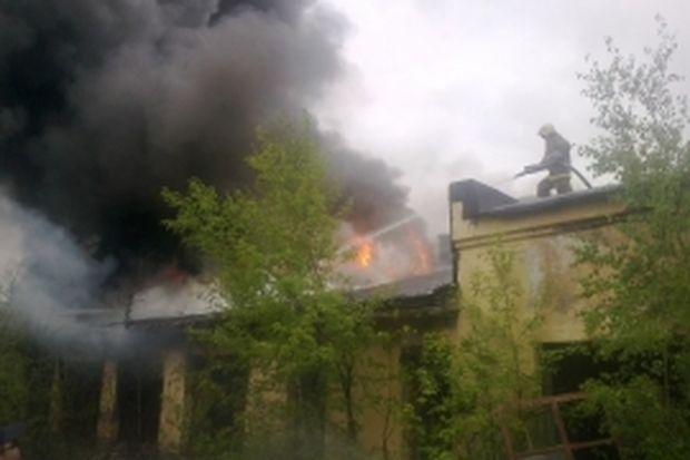 Пожар в трамвайном парке_1505