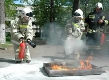 Юные огнеборцы 1
