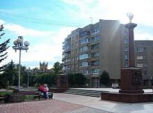 Тверь_стела Город воинской славы