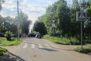 На улице Линейной в Твери сбили пешехода