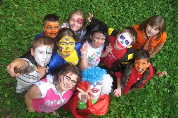 Детскиц лагерь