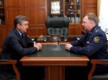 Губернатор и ФСИН