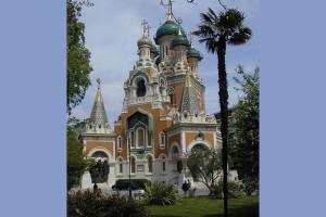 Храм в Ницце