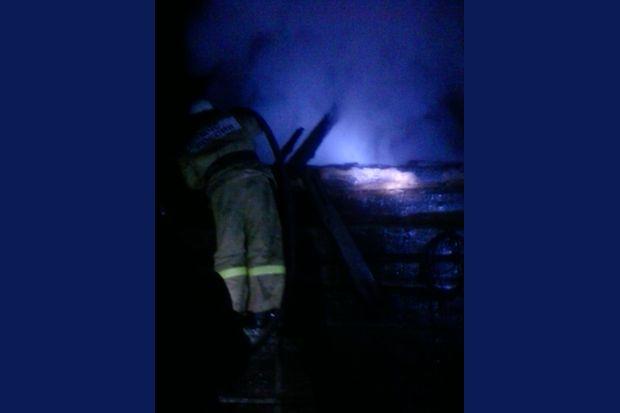 Пожар в Лихославльском районе_1807