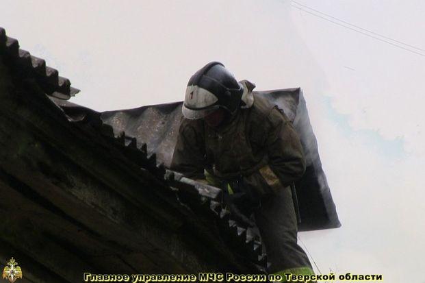 Пожар_Осташковский район-2107