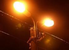 Уличнок освещение_фонарь