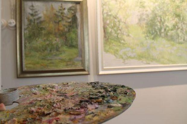 Выставка Тимаковой-1