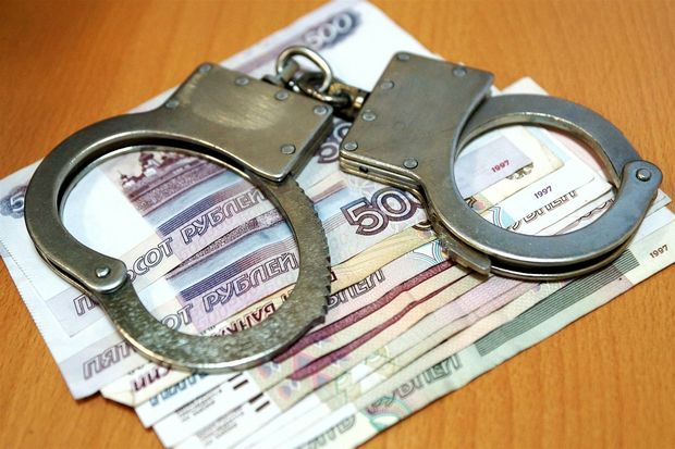 Деньги_наручники_кража