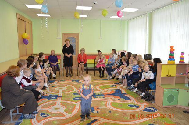 Детский сад 116