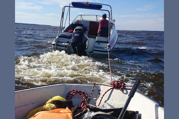 ГИМС_спасение лодочников