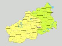 Избирательные округа