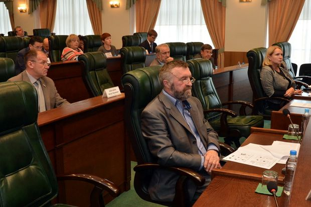 Комитет ЗС_Баюнов