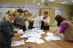 Выборы_подсчет голосов