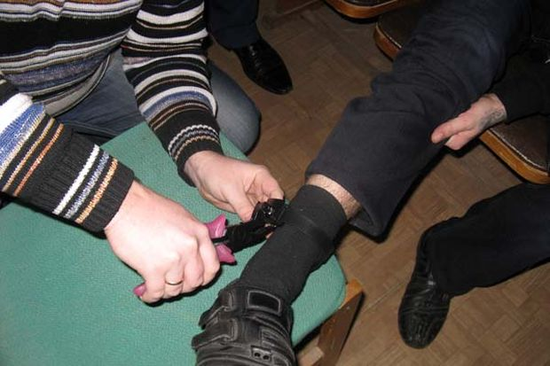 Замена наказания на браслет