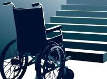 Недоступная среда для инвалидов
