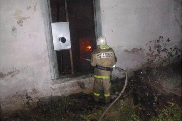 Пожар_Селижаровский район_0910