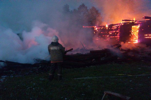 Пожар_Удомельский район