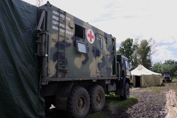 Военный спасательный комплекс
