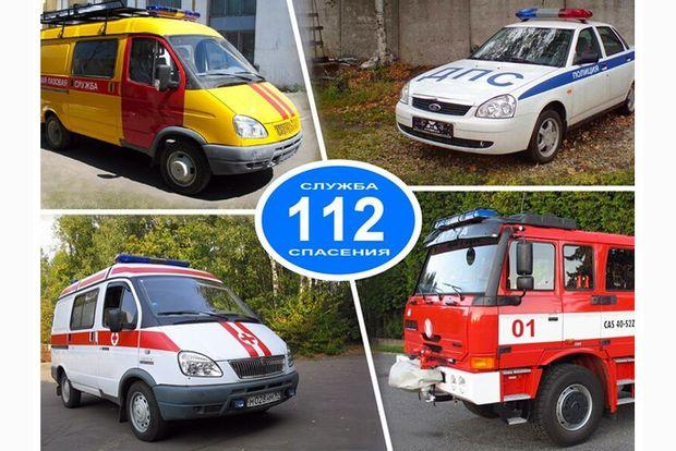 служба спасения 112-1