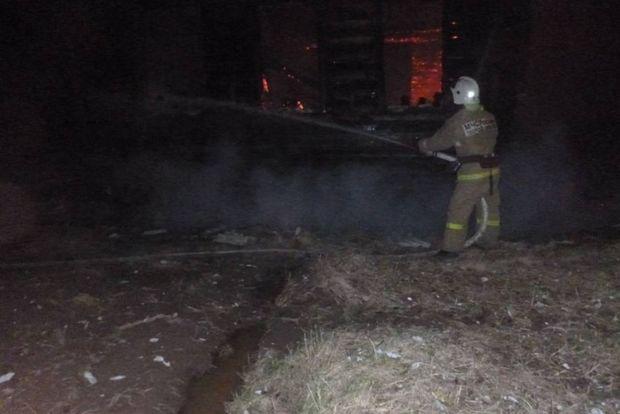 Пожар+Селижаровский район