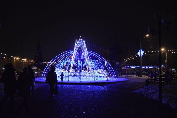 Тверь новогодняя-3