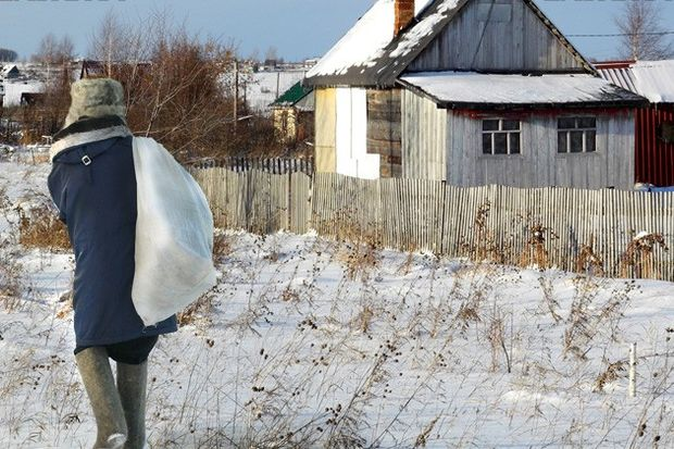 дачная кража_зима