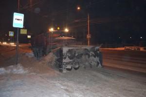 вывоз снега-1
