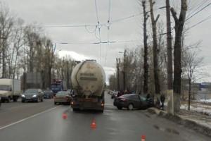 ДТП_Московское шоссе_Тверь