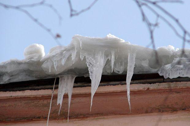 крыша-лед