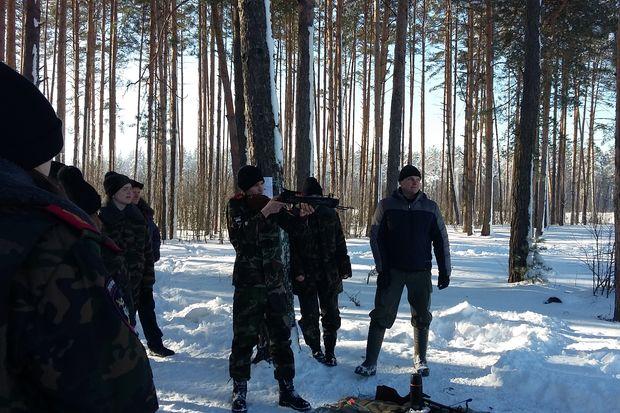 военно-спортивная игра-2