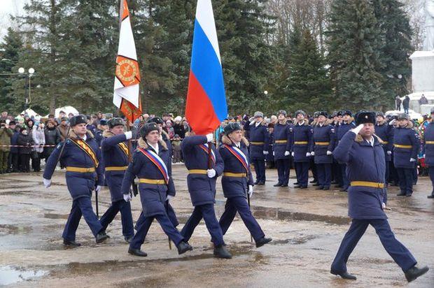 Ржев_день освобождения