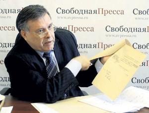 Виктор Илюхин