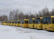 автобусы ПАТП-1