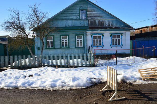 поселок Крупской