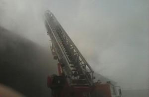 пожар-лестница
