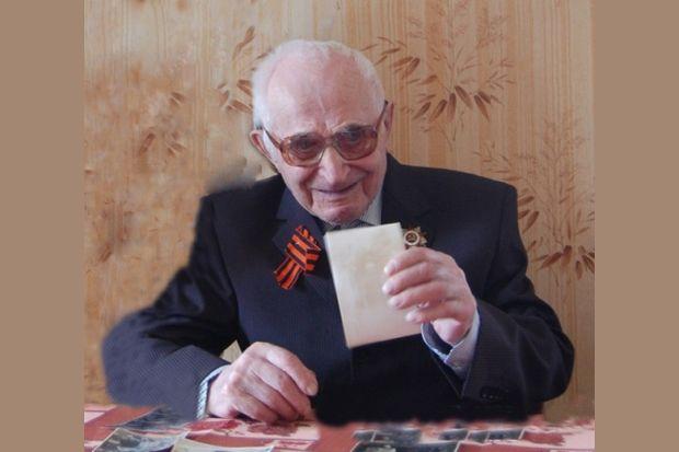 ветеран Николай Гончаров