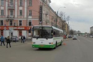 ДТП_Тверь, падение пассажира