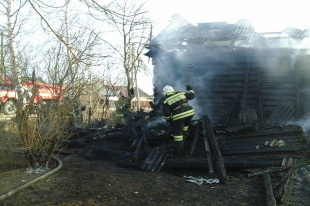 пожар_Лихославльский район