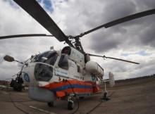 вертолёт МЧС