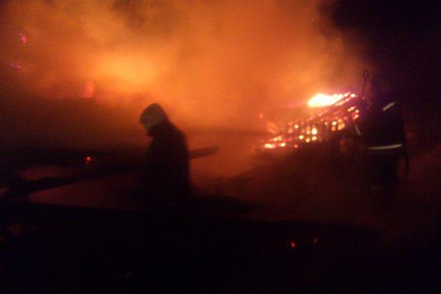 пожар_Калининский район