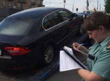 ФССП_арест автомобиля