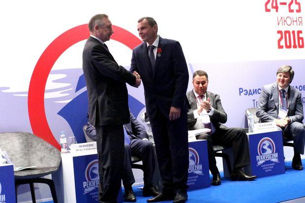 Стрелецкий и Беглов