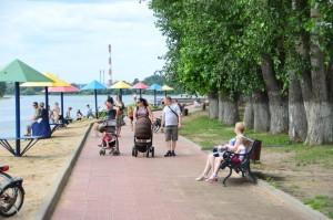 городской пляж-2