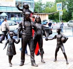 памятник семье-1