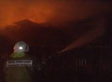 пожар-фировский район