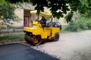 ремонт двора-1