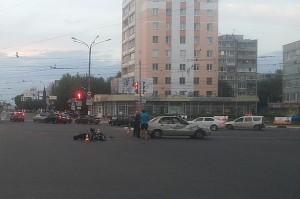 ДТП-Тверь-Чайковского пр-кт