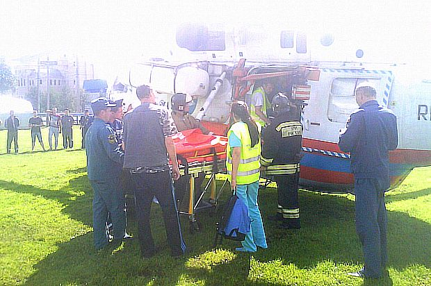 пациент-вертолет