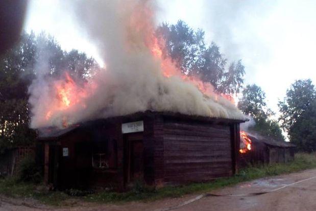 пожар-весьегонский район
